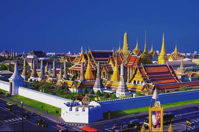 Lugares más famosos que visitar en Tailandia