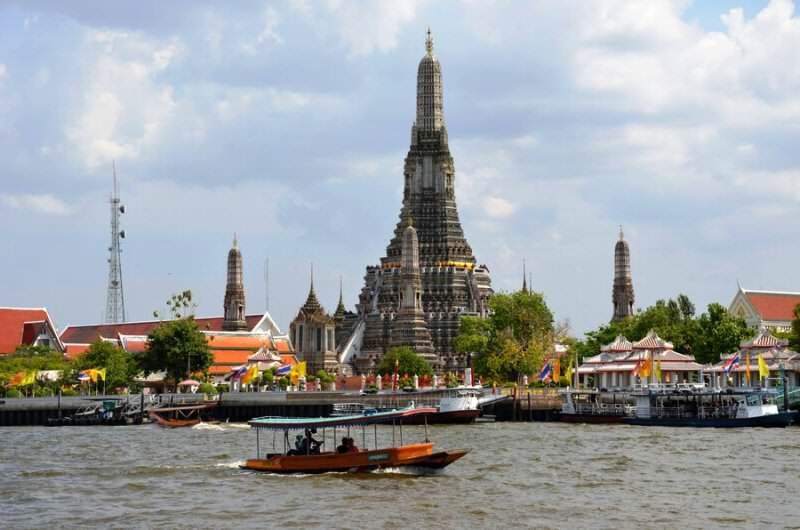 Templos de Bangkok .