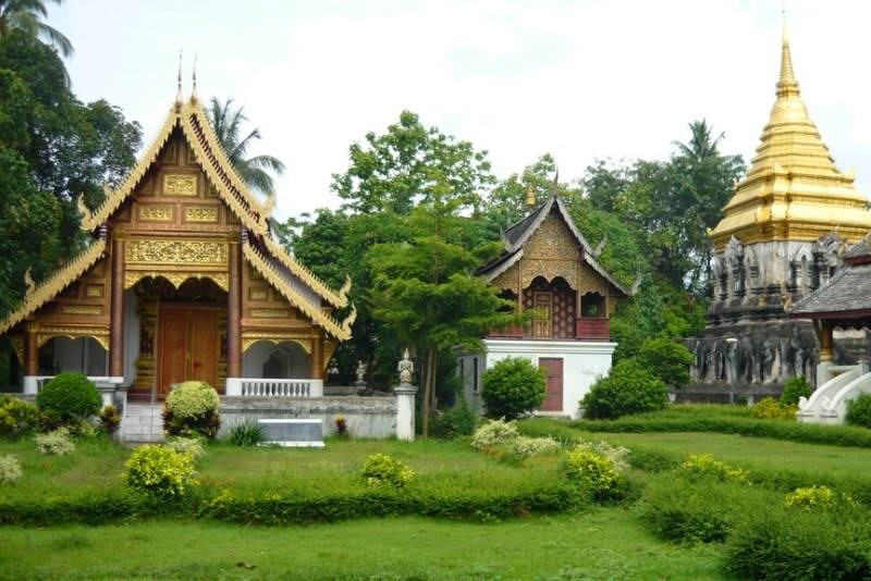 Que Templos en Chiang Mai hay que ver