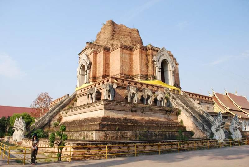 Templos en Chiang Mai más antiguos