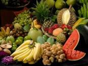 Frutas en los Mercados de Tailandia