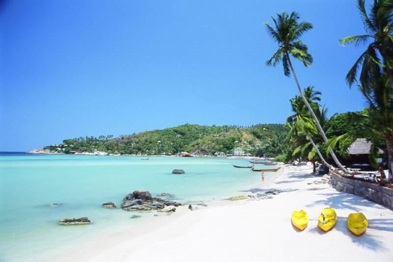 Islas del Golfo de Tailandia