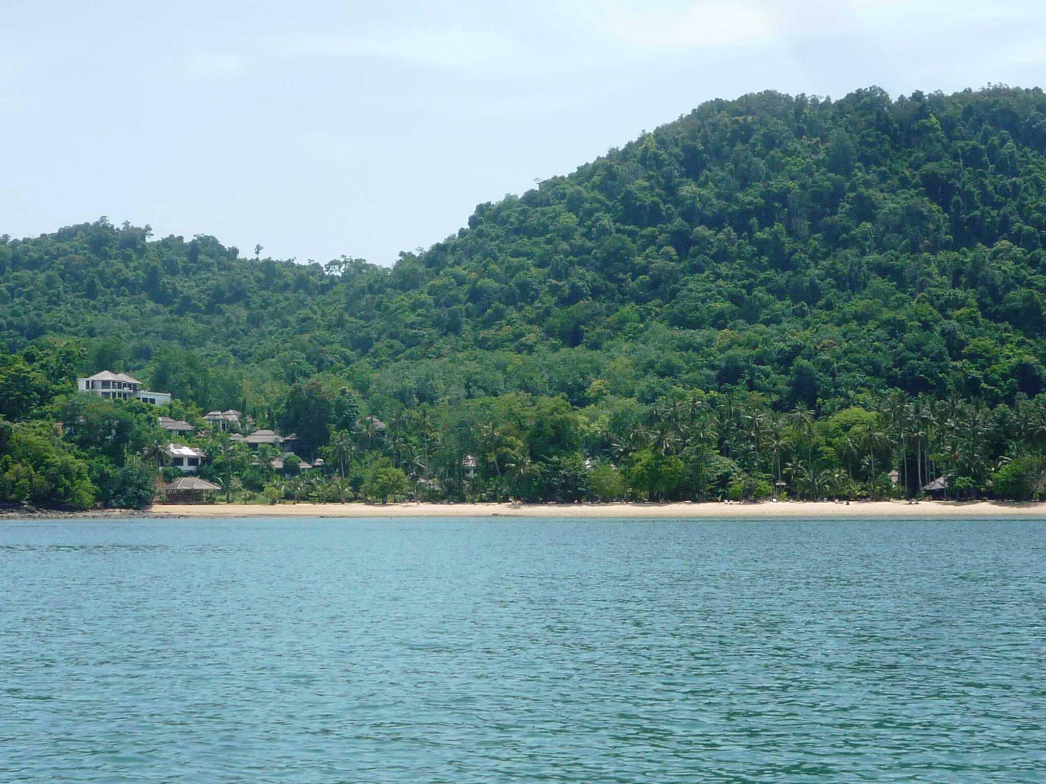 Islas de Tailandia poco turisticas