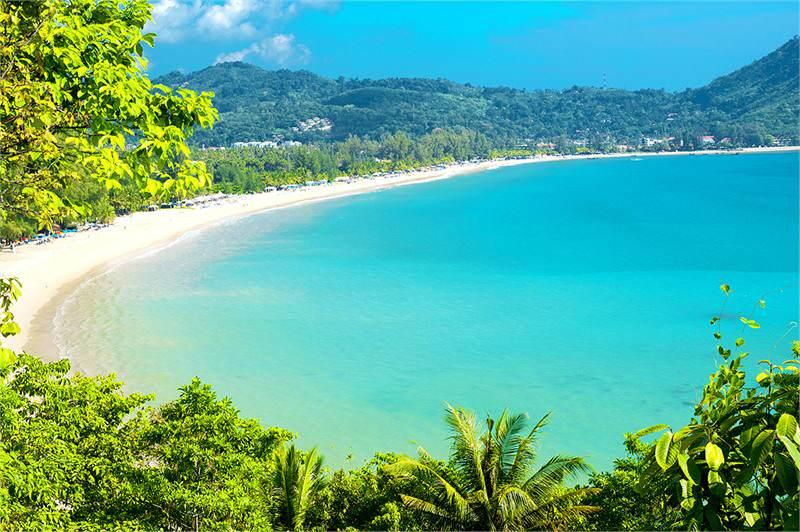 Islas de Tailandia más famosas