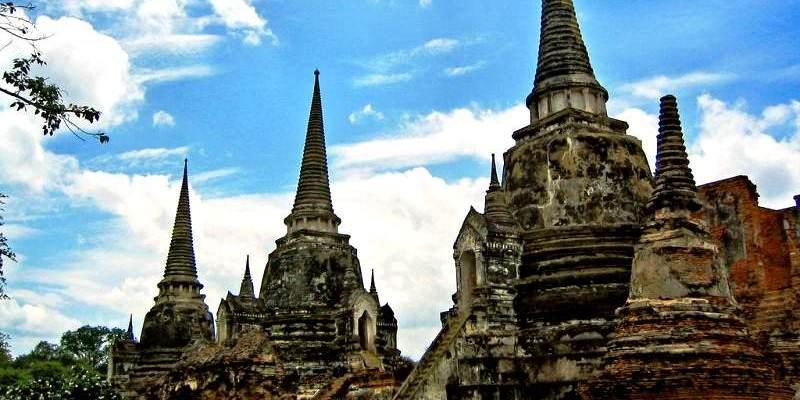 Que ver en las afueras de Bangkok