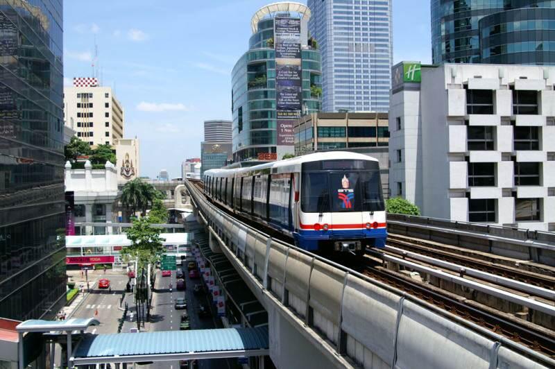 Guía de Bangkok con los medios de transporte más cómodos