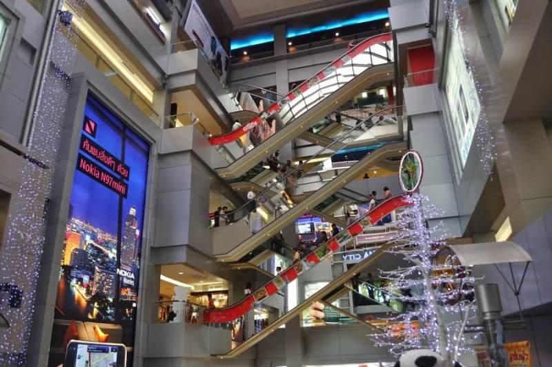 Guía de Bangkok con los mejores lugares de compras
