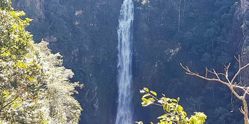 Cascada de Mae Surin en Mae Hong Son