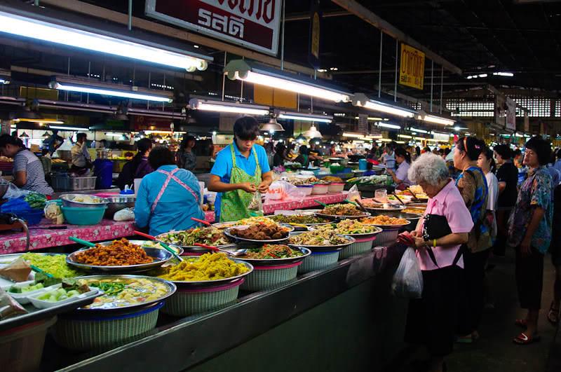 Guía para comer en Chiang Mai