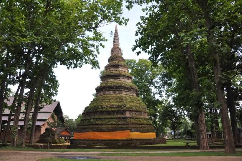 Templos que ver en Chiang Rai