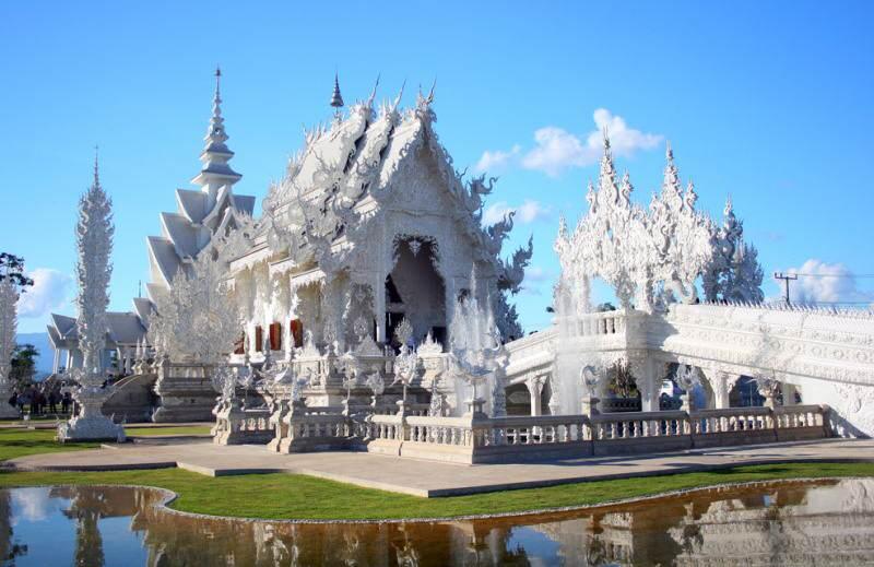 Templos más bonitos que ver en Chiang Rai