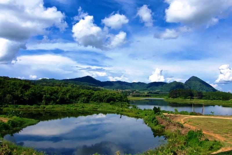 Que ver en el Norte de  Tailandia
