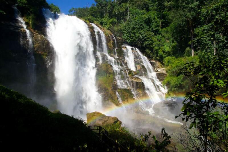 Que ver en el Parque  Nacional Doi Inthanon