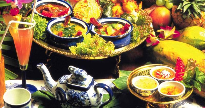 Que comer en Tailandia
