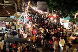 Mercados para Compras en Phuket