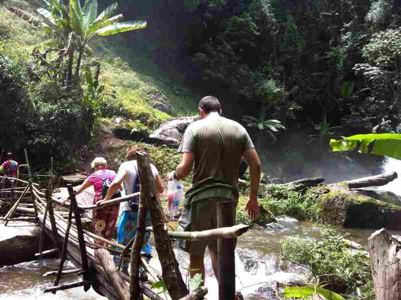 Trekking en  Doi Inthanon