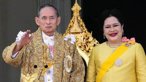 Historia de Tailandia durante el reinado actual