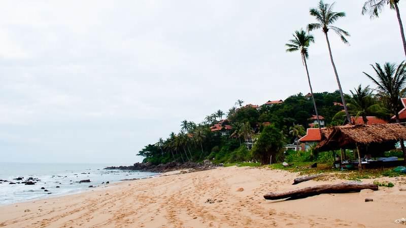 Playas de Koh lanta Klong Ning Beach