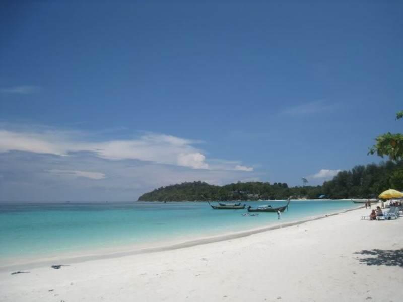 Playas de Koh Lipe
