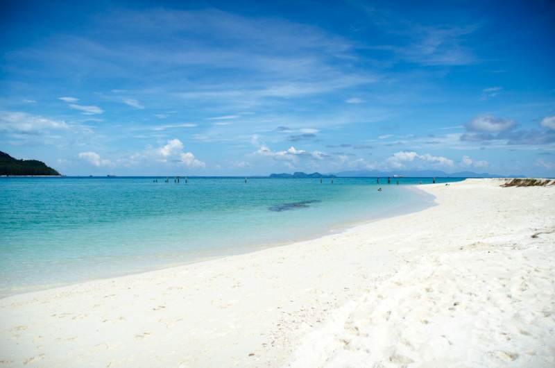 Playas en las que alojarse en  Koh Lipe