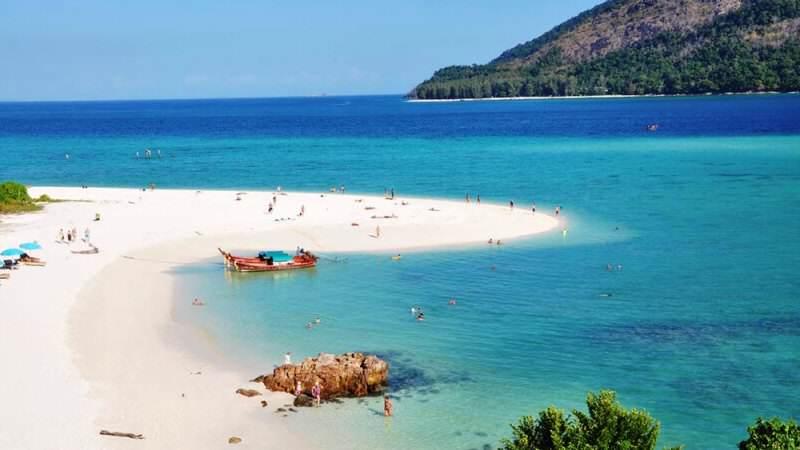 Las mejores Playas de Koh Lipe