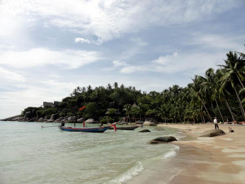 Playas que ver en Koh Tao