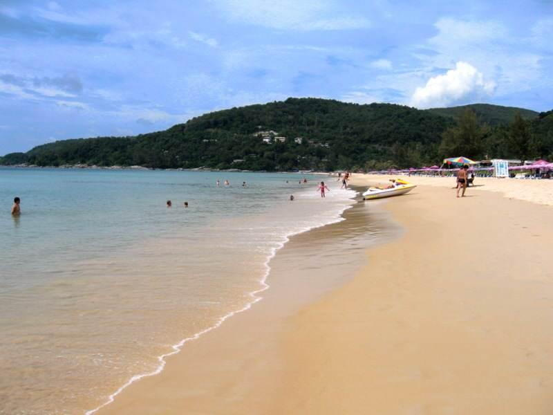 Playas de Phuket-Playa de Karon