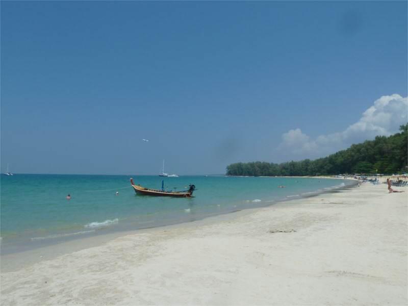 Turismo en la Isla de  Phuket