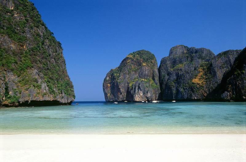 Playas que ver en Tailandia