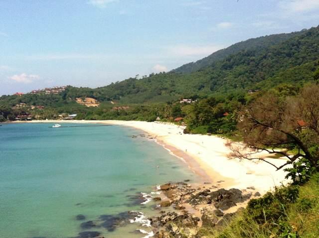 Playas de Koh Lanta  Kan Tiang Beach