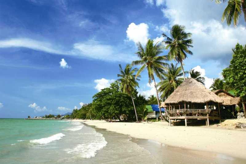 Playas de Koh Chang Playa de Kai Bae