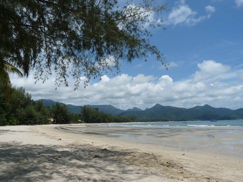 Playas de Koh Chang Klong Phrao Beach
