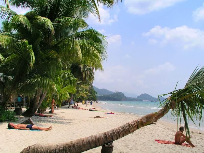 Playas de Koh Chang