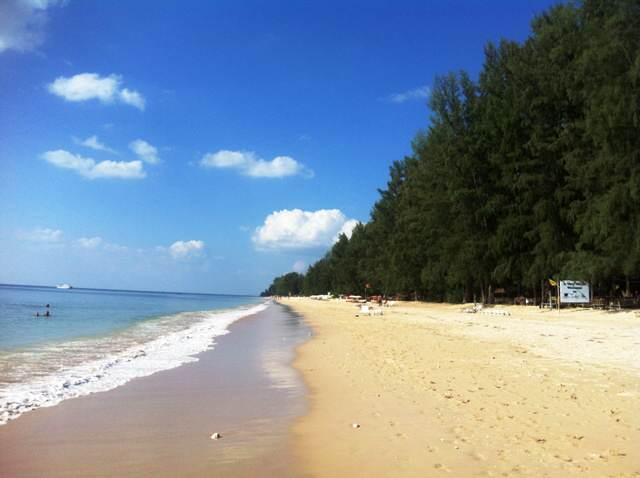 Playas de Koh Lanta Long Beach