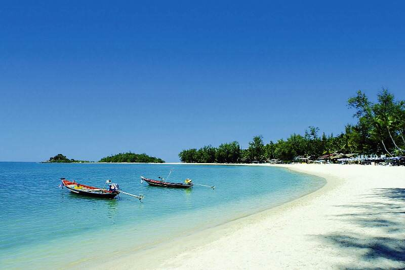 Playas de Koh Samui-Bhoput