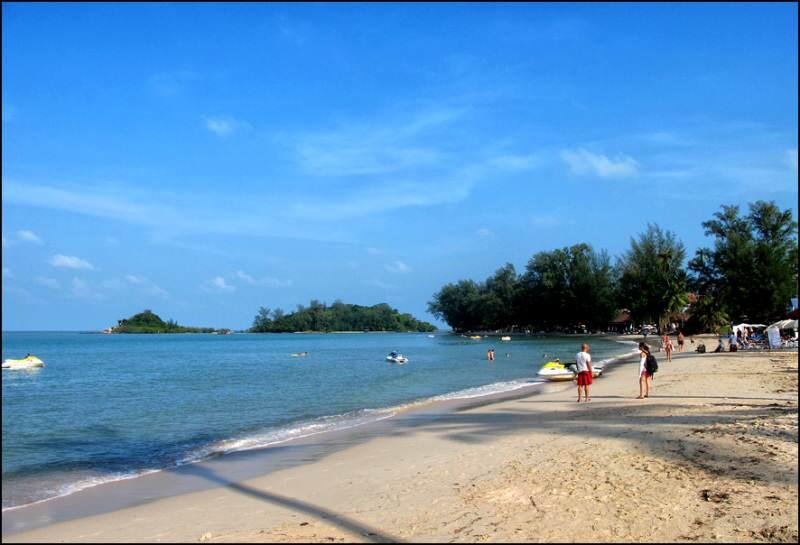 Playas de Taimladia