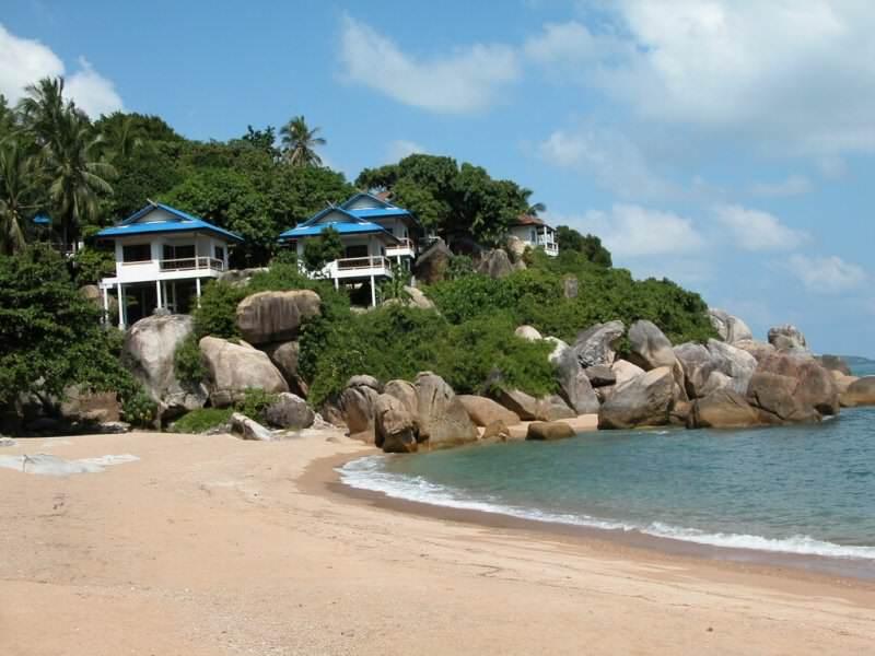 Playas de Koh Samui Coral Beach