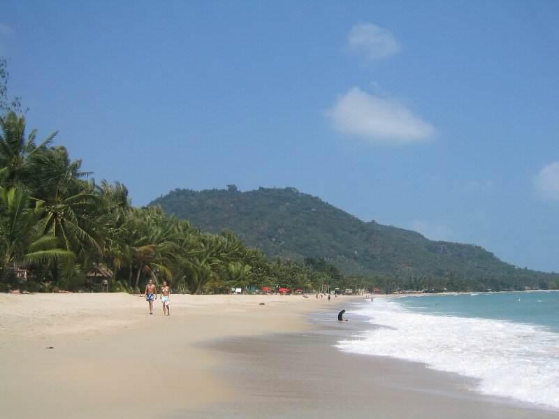 Playas de Koh Samui Lamai