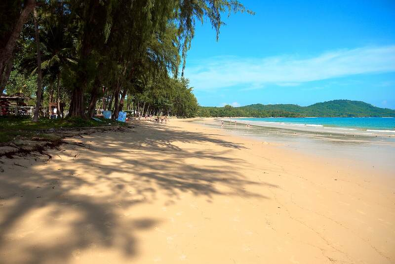 Playa de Klong Muang