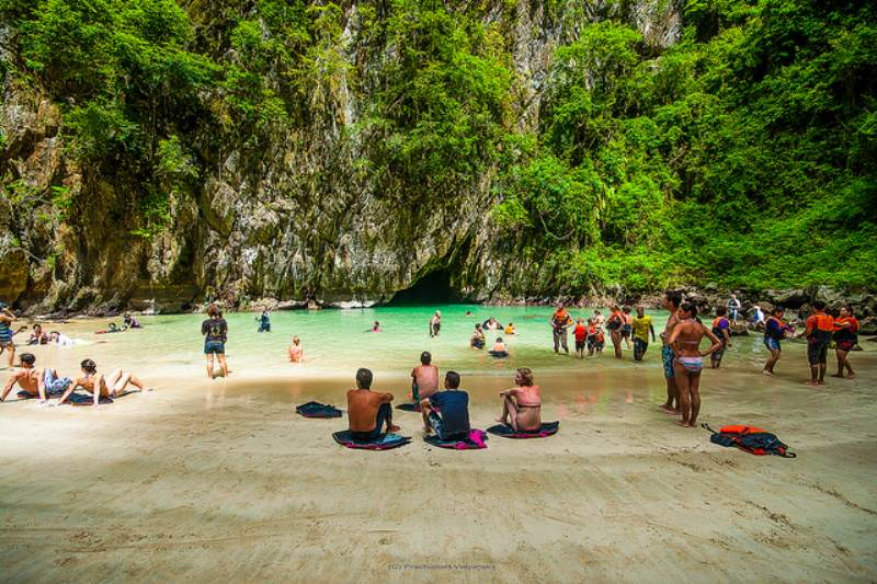 Playas  en  Koh Lanta