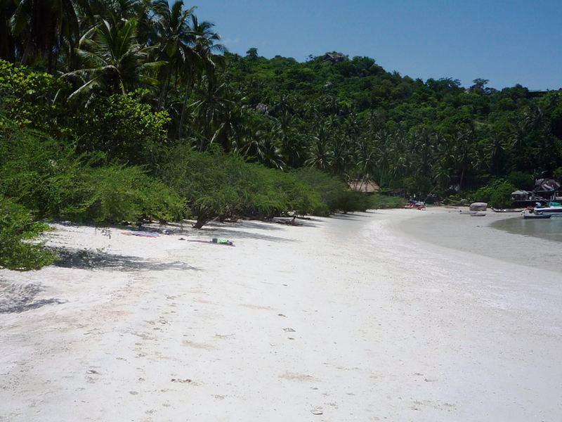 Playas de la Isla de Koh Tao