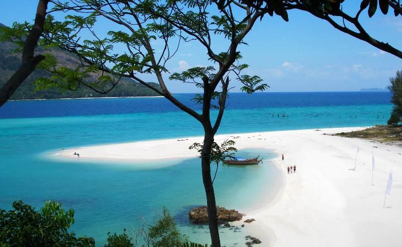 Playas en Koh Lipe