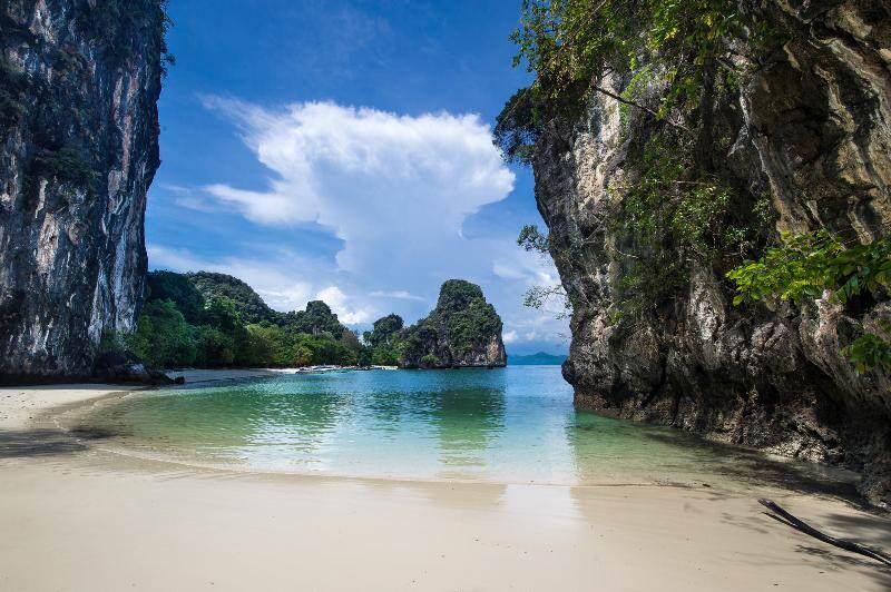 Islas que ver en Krabi