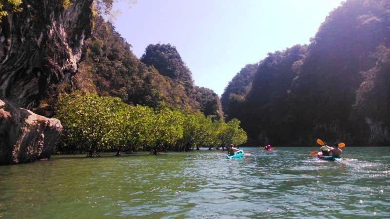 Actividades que hacer en Krabi