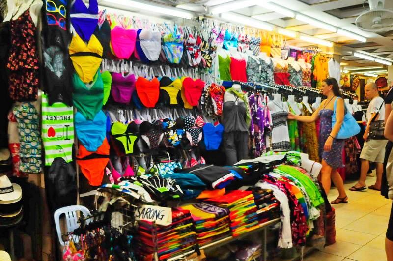 Compras que hacer en Phuket