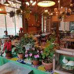 Restaurante Ginger Farm en Chiang mai