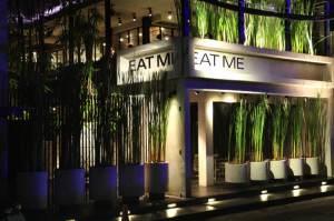Restaurantes en la zona de Silom en Bangkok
