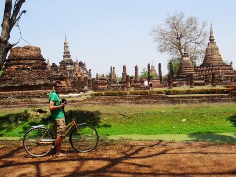 Como ver Sukhothai