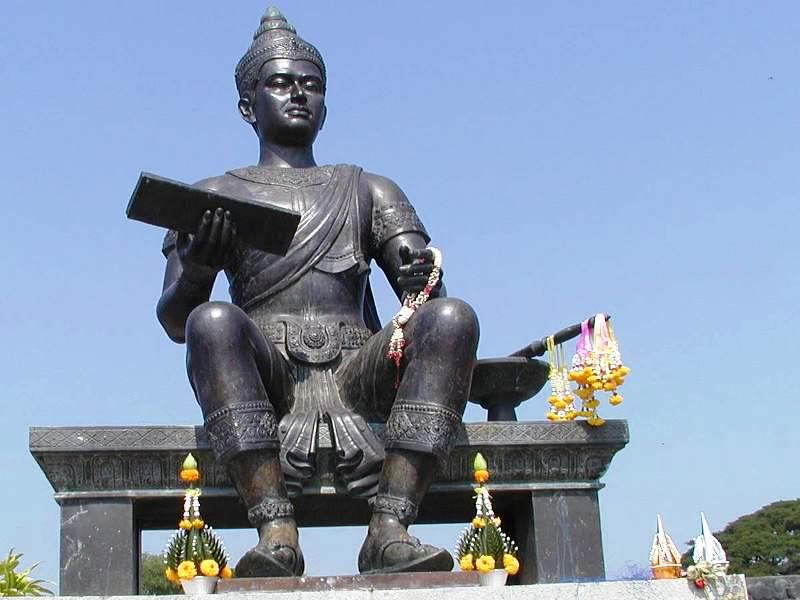 Historia del Reino de Sukhothai