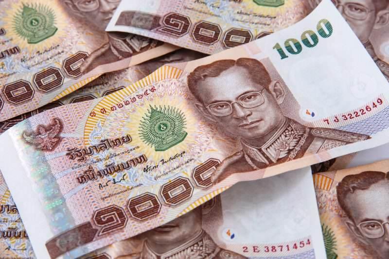 Moneda y tipo de cambio para viajar a Tailandia